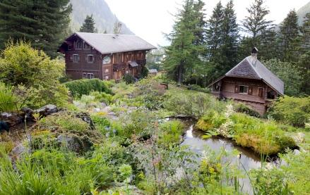Chalets du Jardin alpin_Héloïse Maret