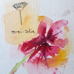 croquis aquarelle, carnet de voyage en Bourgogne, Bligny sur Ouche, Beaune chez Régine Caudwell, sculpteur