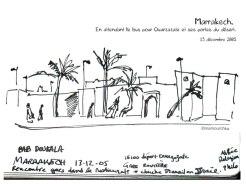 Carnet de voyage hiver 2015 maroc
